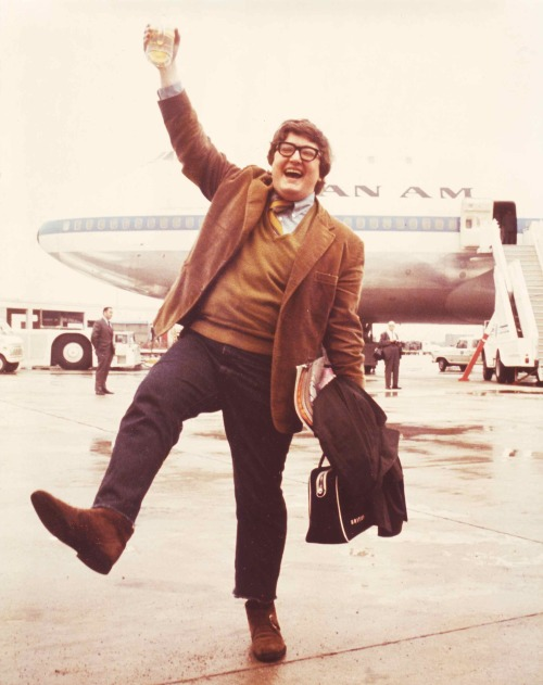 hotmonsters:  imwithkanye:  Roger Ebert [via]