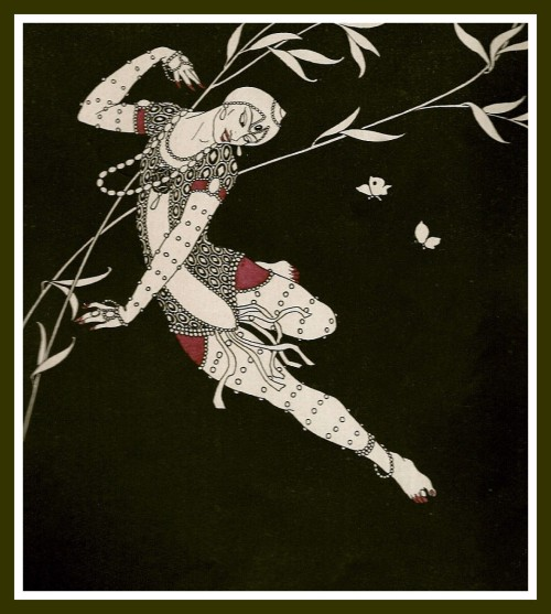 thingswoolike:  George. Barbier. Nijinsky1 (by mpt.1607)