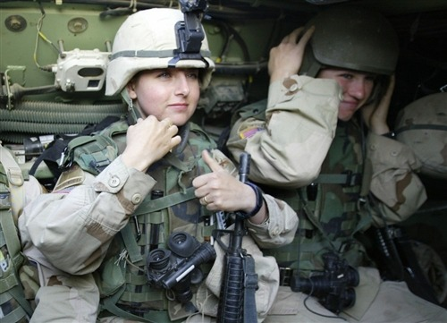 Defense chief Panetta to clear women for combat roles (Photo: Karim Sahib / AFP - Getty Images file) U.S. Defense Secretary Leon Panetta has decided to clear the way for women to serve in many combat positions in the U.S. armed forces, a senior defense official told NBC News on Wednesday afternoon. Read the complete story.
