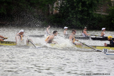 boundforbeantown:  I am praying to the rowing gods that this coxswain recorded his race because I have to hear the move he called at the 300m. That's 300m INTO the race, not 300m left. They walked nearly an entire boat length through FIT and the rest of the field and it was sick. SICK.