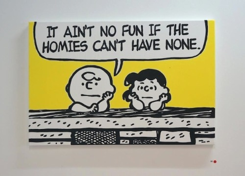 Charlie Brown Hip Hop by Mark Drew - It ain't no fun if the homies can't have none