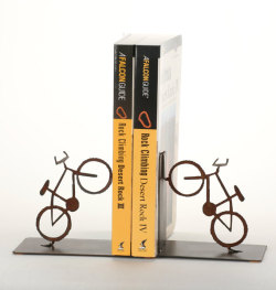 http://www.etsy.com/listing/99975824/mountain-bike-bookends-bicycle-art-home?ref=sr_gallery_5&ga_search_query=bike+bookends&ga_view_type=gallery&ga_ship_to=ZZ&ga_search_type=all