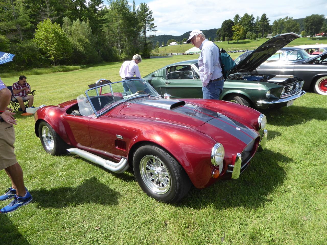 Shelby Cobra replica #classic#muscle#replica#kit#continuation#car#cars#auto#car show#ac#shelby#cobra#lime rock