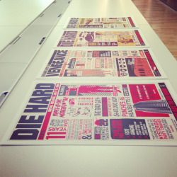 You could win one of these awesome Die Hard infographic posters! All you have to do is tweet and follow us to enter: http://www.hollywood.com/news/movies/55001327/die-hard-infographic-poster-giveaway