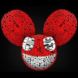 deadmau5 ! #deadmau5 #artis #art #dj #music #mouse #highsnobiety #hypebeast #karmaloop #animal #red #style #newera