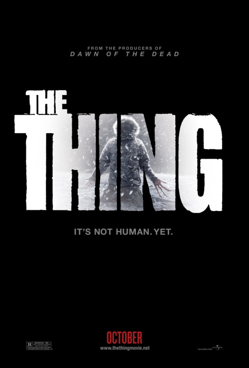 The Thing (2011) Dir. Matthijs van Heijningen Jr.