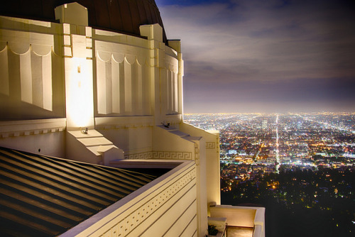 Griffith Park Observatory on Flickr.