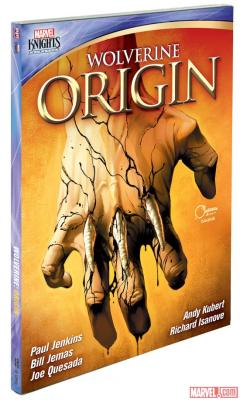 "marvelentertainment:  ""Wolverine: Origin"" comes to life from Marvel Knights Animation this July! Get the full scoop on the upcoming DVD! What other Wolverine stories would you like to see get the Marvel Knights Animation treatment?"