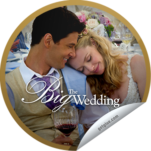 I just unlocked the The Big Wedding Box Office sticker on GetGlue                      4195 others have also unlocked the The Big Wedding Box Office sticker on GetGlue.com                  Thanks for attending The Big Wedding in theaters. Now clink those champagne glasses and grab a slice of cake!  Share this sticker proudly.  It's from our friends at Lionsgate. Share this one proudly. It's from our friends at Lionsgate.