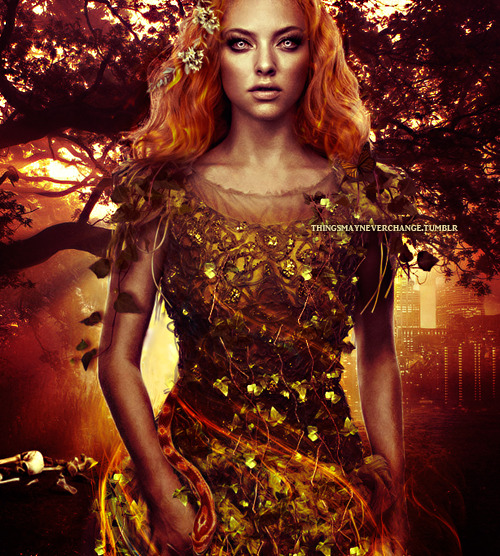 "youarethefirstdreamofmysoul:  thingsmayneverchange:  The Queen of the Seelie Court  ""While this is all very amusing, the kiss that will free the girl is the kiss that she most desires"""