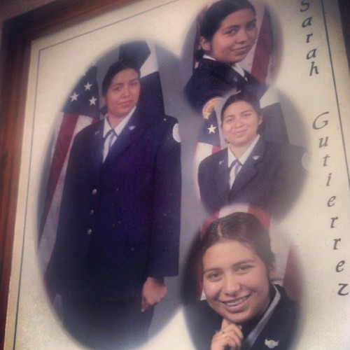 #ThrowbackThursday 2004-2005 AFJROTC… My goodness, has it been that long??!
