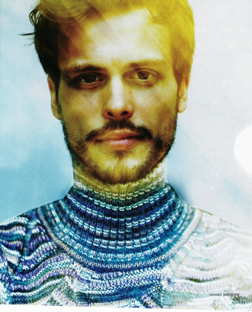 Matthew Gray Gubler in Bullet #4