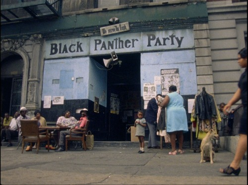 blunthought:  The Black Panther Party. Community.