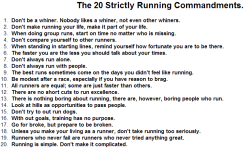 runtonewyork:  xccris:  rippedandhealthy:  to all runners!:)  Good show.   15 and 20.