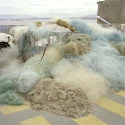 lostinfiber:  sculpture-center / Irina Rozovsky, Nets, 2009. Archival inkjet print. Courtesy the artist.