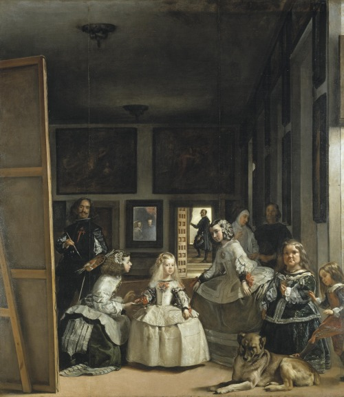 Diego Velazquez, Las Meninas (The Maids of Honor), 1656