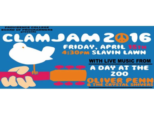 CLAM JAM 2016 is TODAY!!