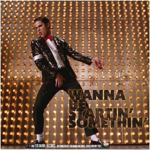 3x11 Michael | Wanna Be Startin' Somethin' Alternative Cover