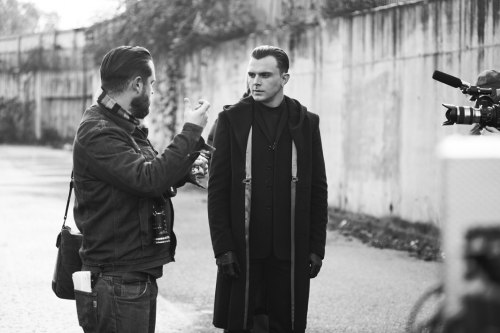 Hurts - Making of 'Miracle' (first version) taken from [here]