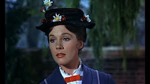 luckyshirt:  Julie Andrews was 29 when she played the role of Mary Poppins.   Guys.   I'm older than Mary Poppins.  I'll call you a waahhmbulance, Grandpa.