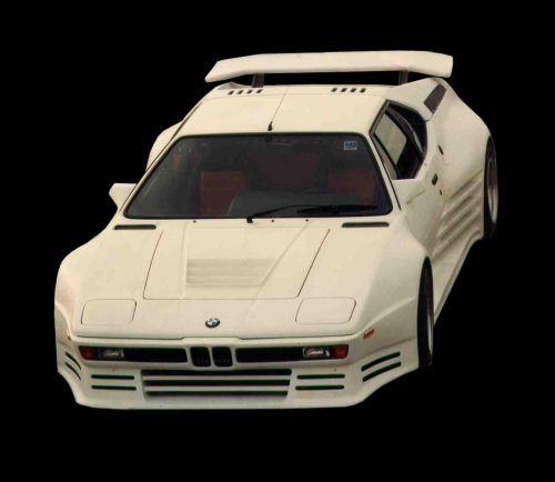 BMW M1 Custom Hard Widebody of the 80's !