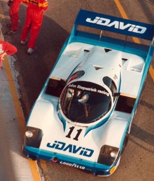 Porsche 956 Group C Imola 1983