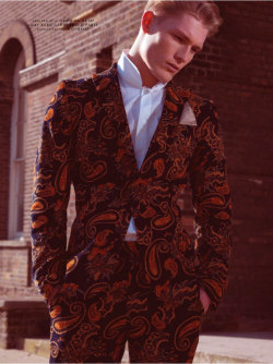 mensfashionworld:  Harry Goodwins by Joseph Sinclair for Dorian magazine