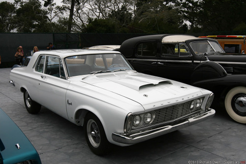 and-the-distance:  1963 Plymouth Stage III Max Wedge