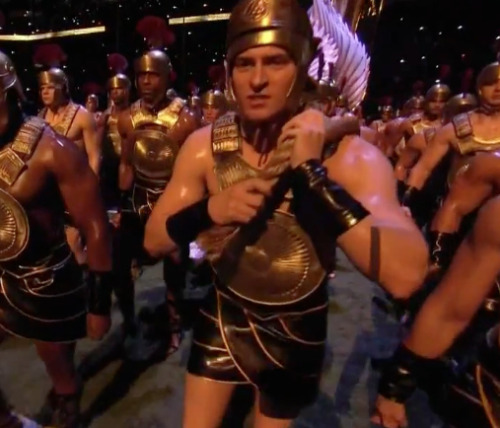 "Beefcake Bowl: No doubt Beyonce's Super Bowl halftime performance will be amazing, but will it bring The Gay and The Beefcake like Madonna's 2012 show? Not only did Madonna showcase strutting male dancers doing their fiercest ""Vogue"" routines, but she also opened the show with a bevy of oiled-up gladiators."