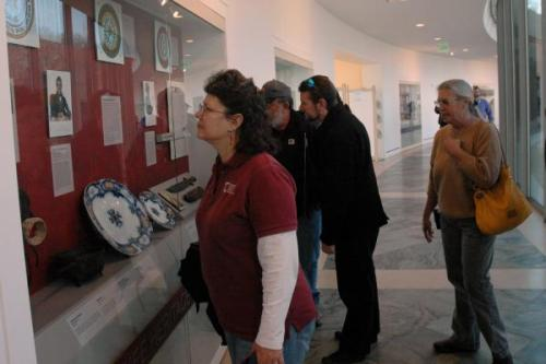 People and Places Exhibition Brings Cherokee Artifacts to Arkansas To commemorate people, places and cultures unique to northwest Arkansas and the Ozarks, the Cherokee Heritage Center in Tahlequah, Oklahoma is partnering with Crystal Bridges Museum of American Art in Bentonville,