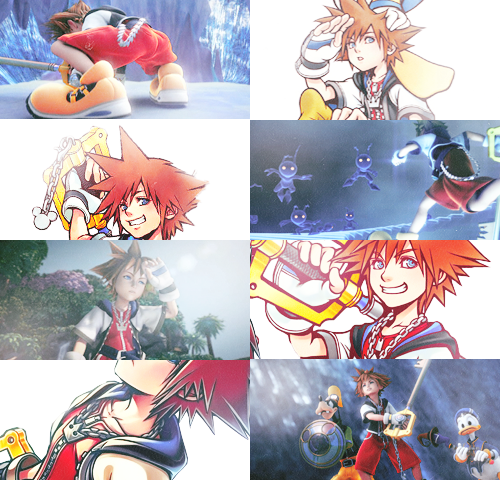 Wielder of the keyblade [ Sora ]