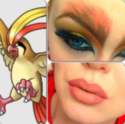 Pokemon : Pidgeot Inspired (by Aisling D.)