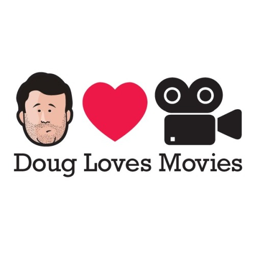 I'm on the latest episode of Doug Loves Movies. So much fun, you guys.