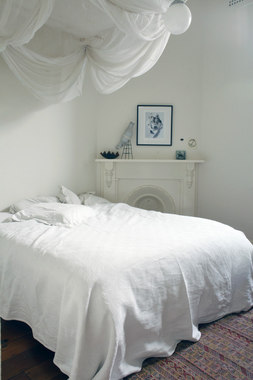 white room (via Design*Sponge)