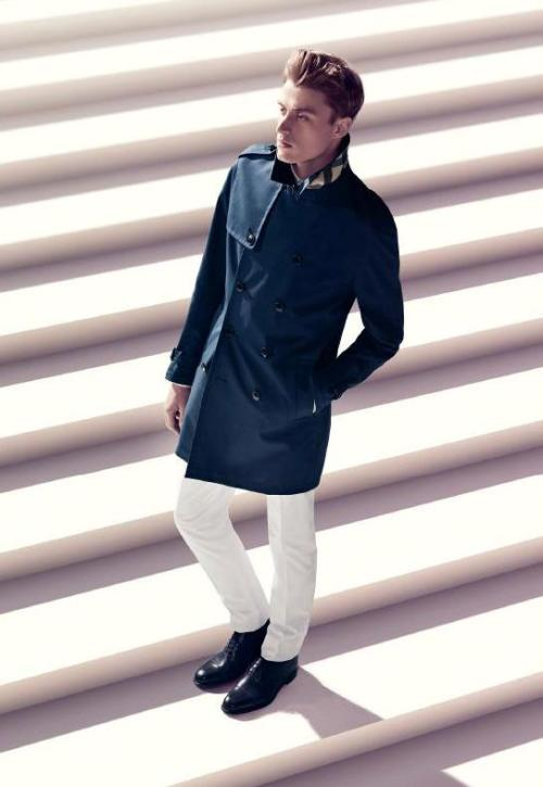 mensfashionworld:  Daks Spring Summer 2013