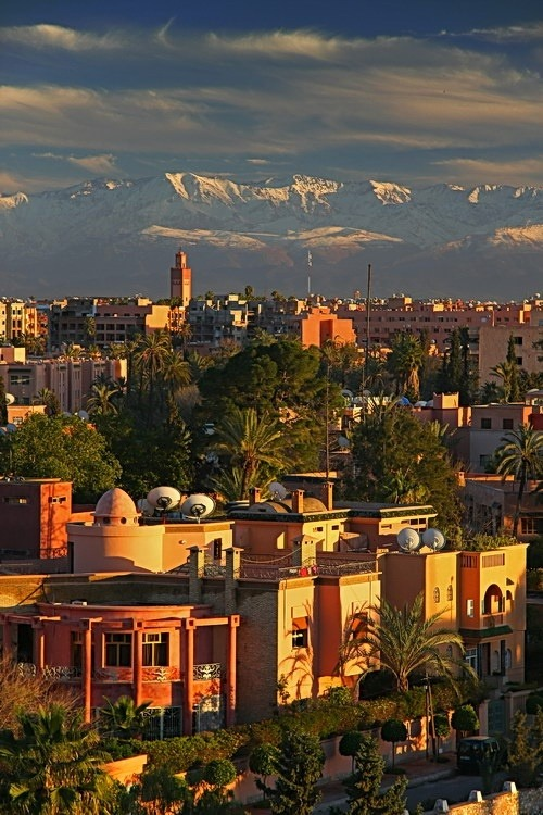 gramspiration:  Marrakesh, Morocco