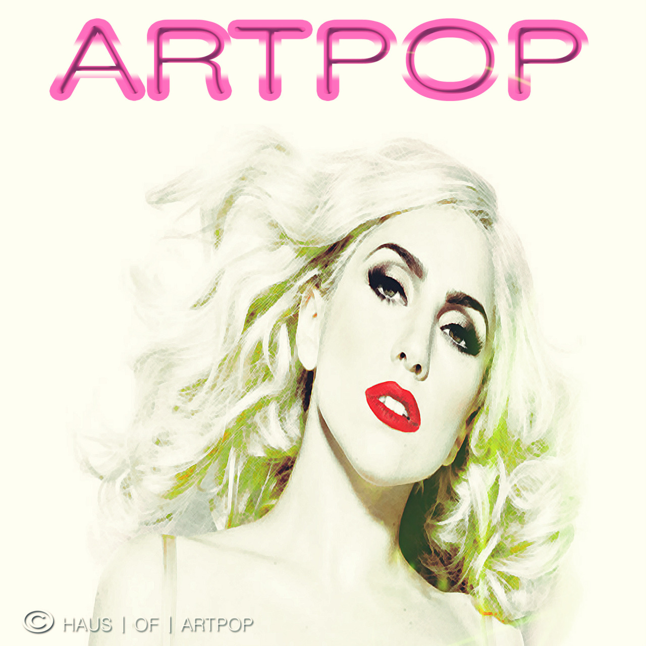 sweetermechanicalmonster:  HAUS | OF | ARTPOP