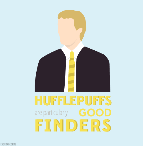 fadedrecords:  What the hell is a hufflepuff?Available here.