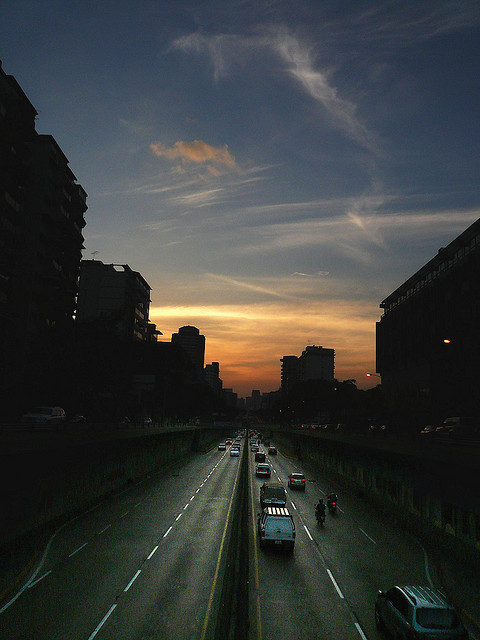avenida libertador by MeeeRCHE!!! on Flickr.#Caracas