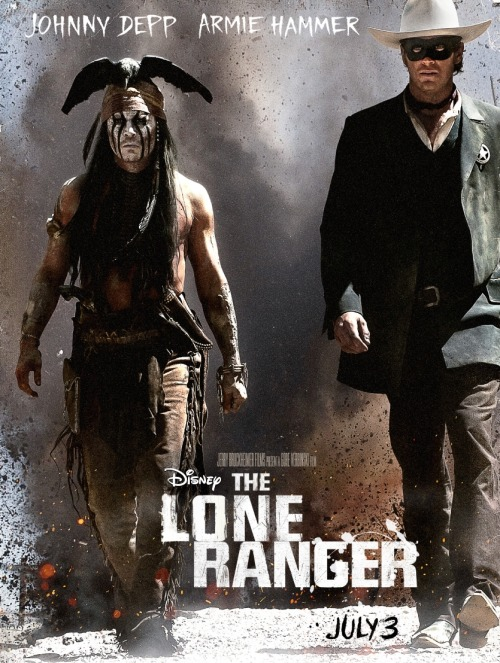 The Lone Ranger | Super Bowl TEASER SPOT