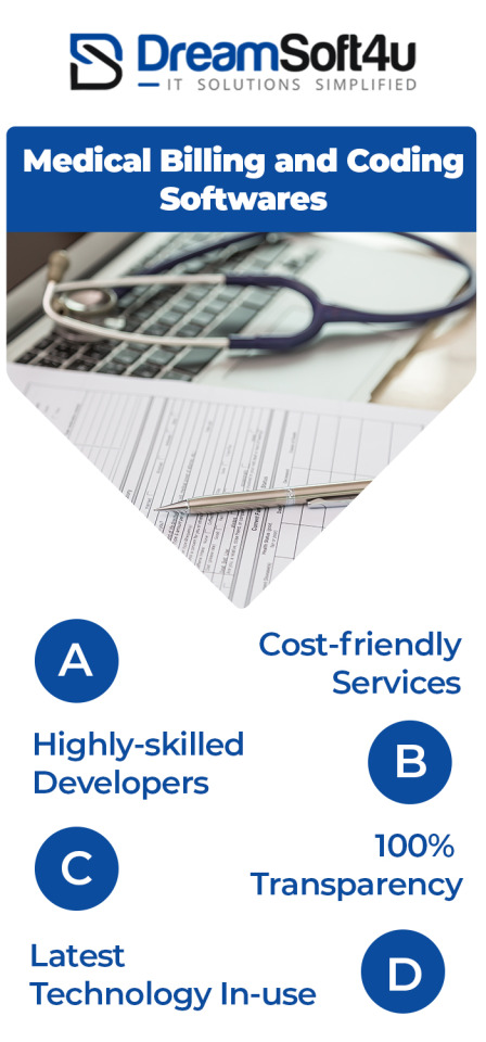 We are known for providing custom medical coding audit software as per the client's business requirements. Our tailored solutions fit the needs of the customer accurately and ease the tasks making their business grow. If you are looking for a company that can help you with the healthcare revenue cycle process's back-end, you are at the right place. Improve your revenue with our medical billing softwares. #Medical Billing and Coding Softwares  #medical billing software companies  #custom medical coding solutions  #best medical billing software  #medical coding software companies