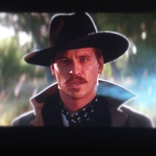 """I'm Your Huckleberry"""