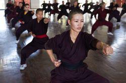 kung fu buddhism nepal martial arts kung fu nuns