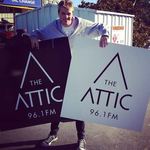 How cool are these ? #me #theattic #radio #nz #christchurch