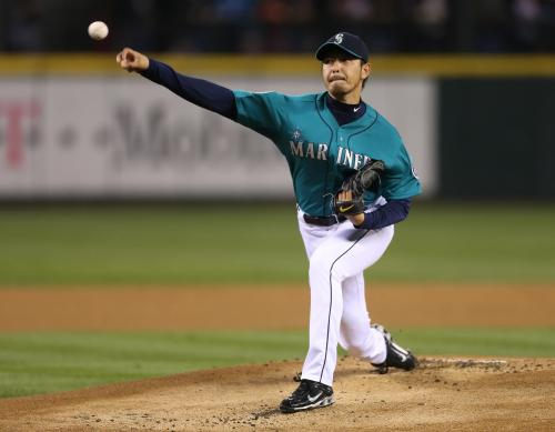 Happy birthday to Hisashi Iwakuma, who toes the rubber today looking to turn thing around for the Mariners that have recently gone through 3 very tough losses.