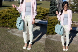 Pastels!  Bring on the Spring.