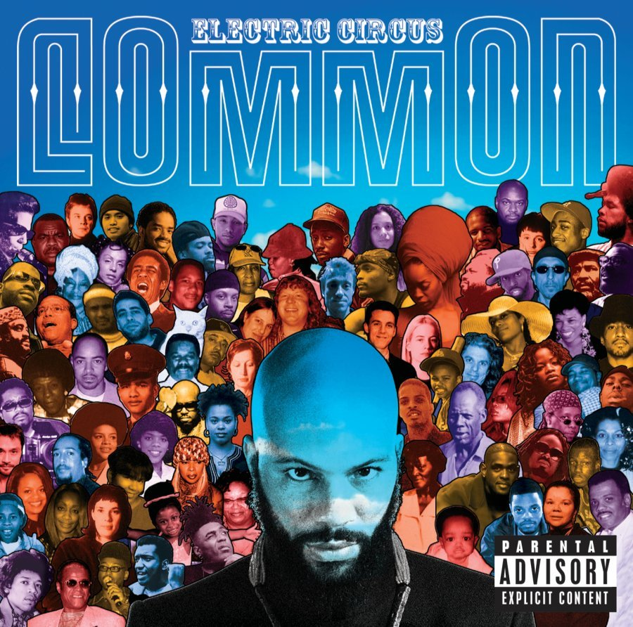 10 YEARS AGO TODAY |12/10/02| Common released his fifth album, Electric Circus, on MCA Records.