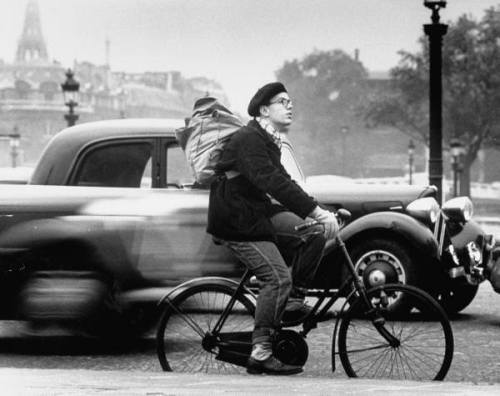 indubio:  Paris, 1951 Gordon Parks