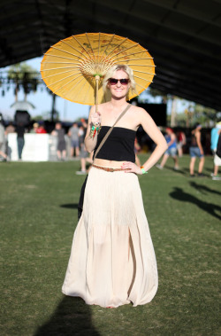 Coachella 2013 Street Style  Source: FREE PEOPLE BLOG