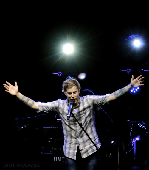 Andrew McMahon. Live at the The Observatory in Orange County, CA. March 21, 2013.